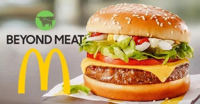 Beyond Meat McDonalds