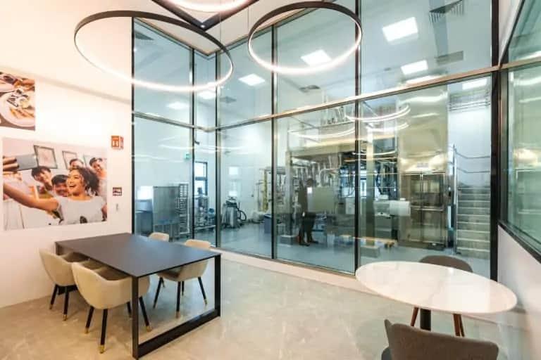 Bühler Innovation Centre