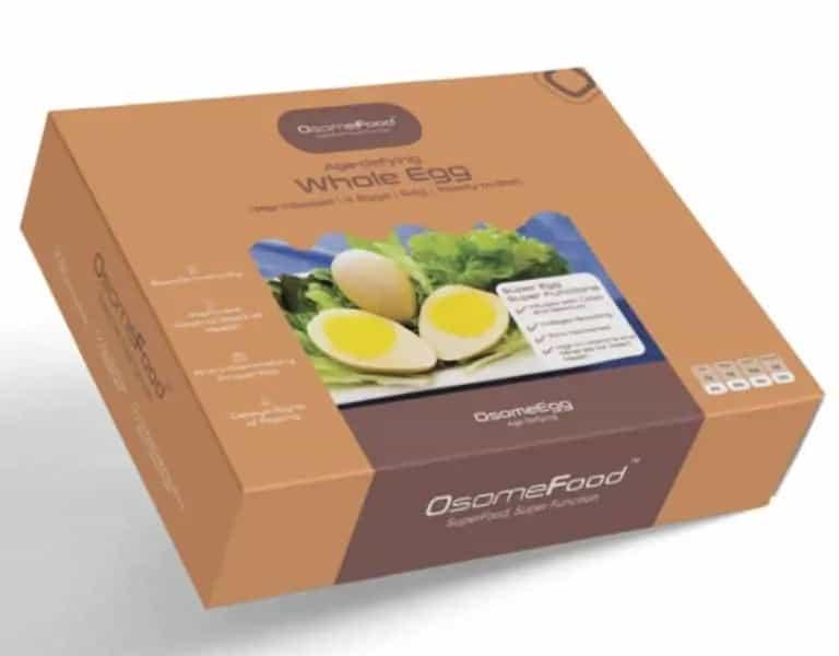 OsomeFood egg