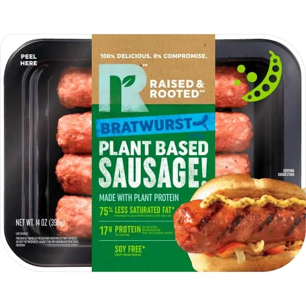 Raised & Rooted sausagesTyson Foods, Inc.