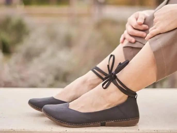 Canussa ballet shoes