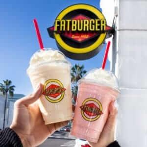 Fatburger Craig's Vegan Milkshake