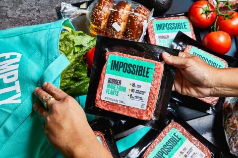 Impossible Foods East Coast Launch