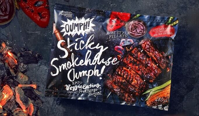 Oumph Sticky Smokehouse