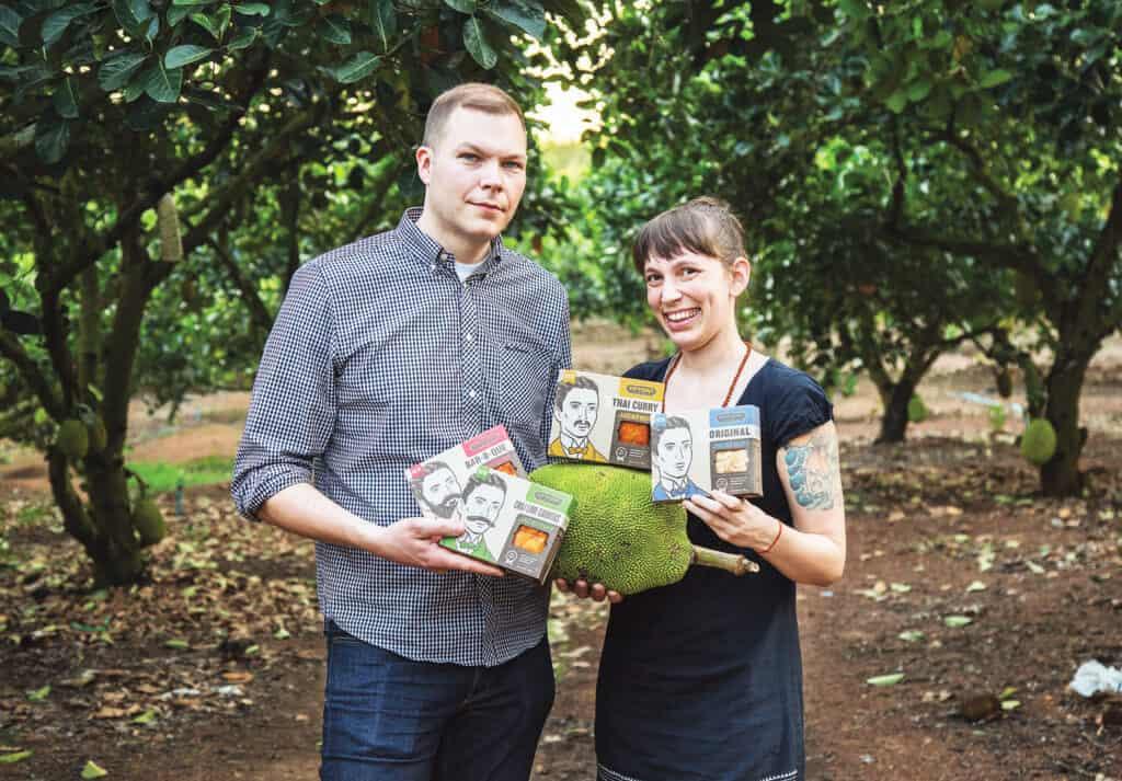 Upton's Naturals with Jackfruit