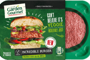 Garden Gourmet Incredible Burger