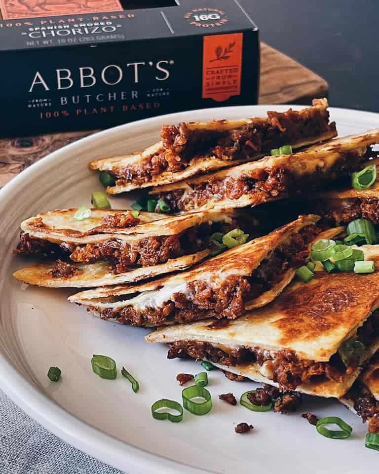 Abbot's Butcher chorizo