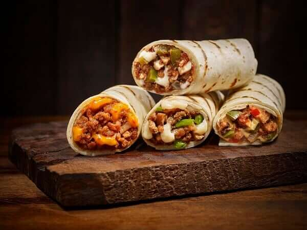 Alpha Foods burritos
