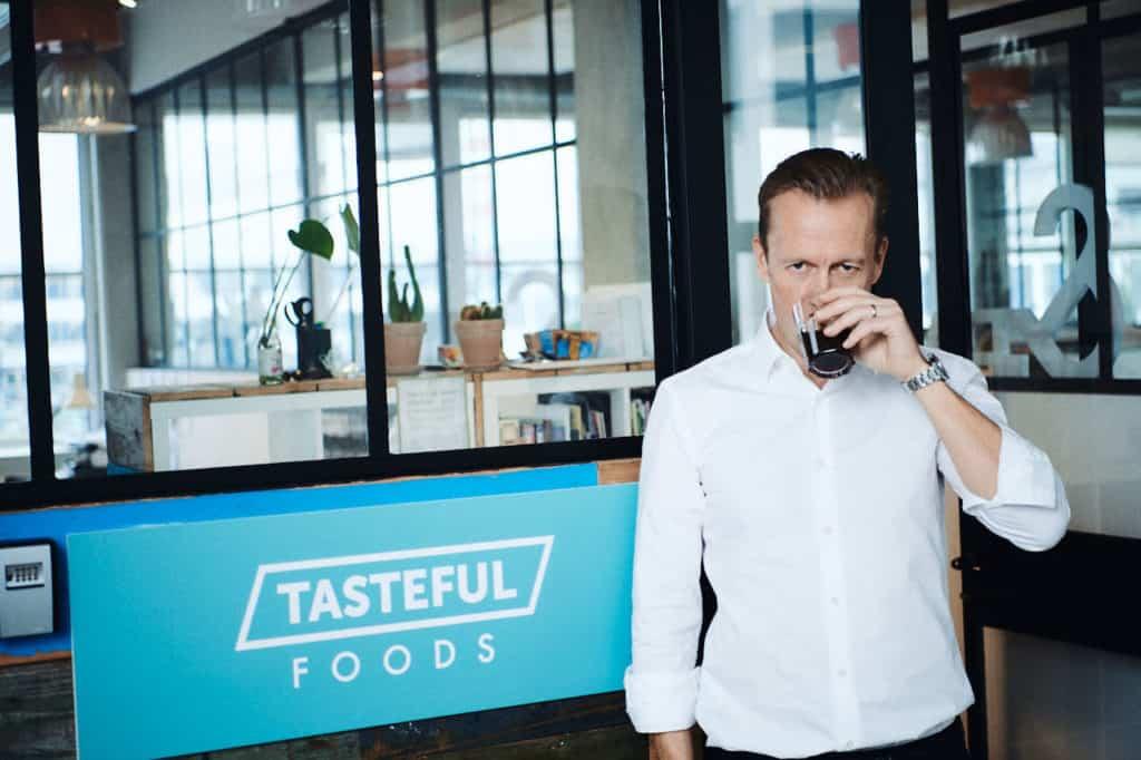 Anders P. Christensen, CEO Tasteful Foods © Tasteful Foods