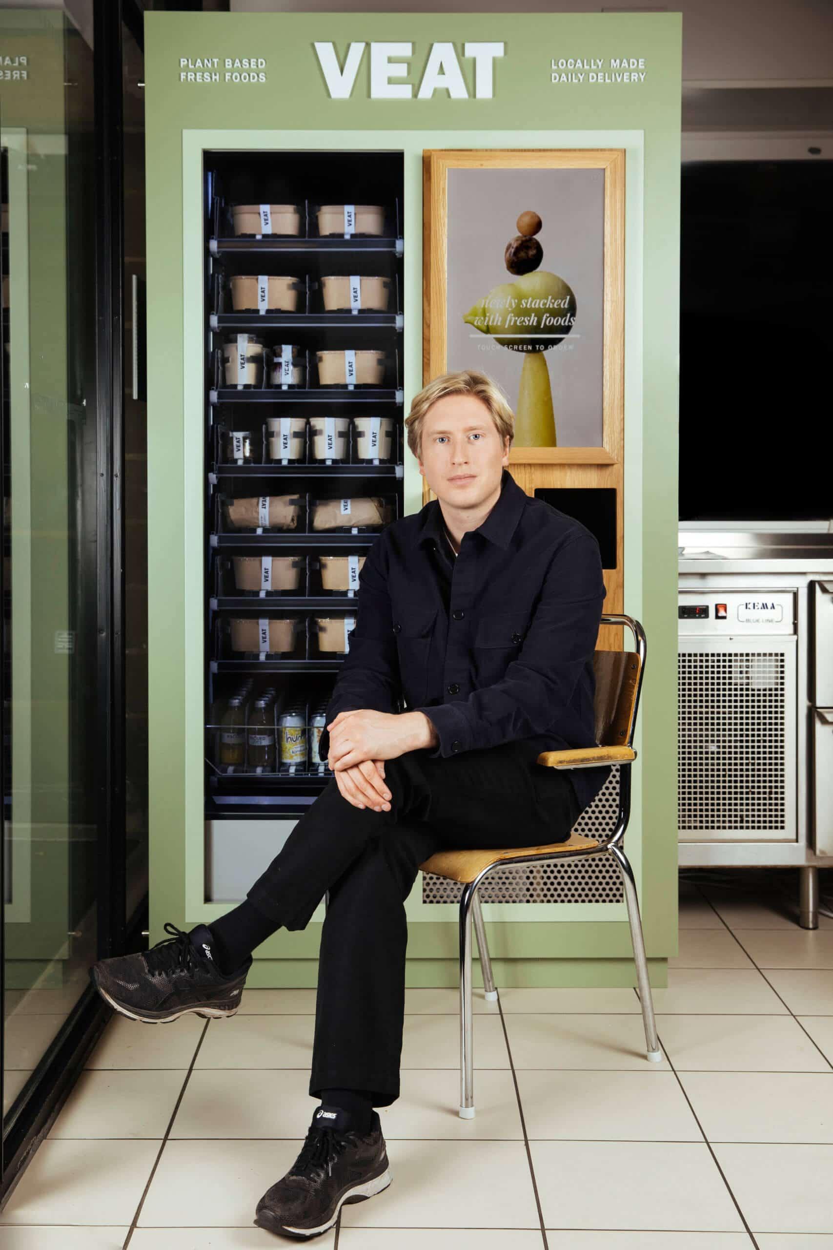 Andreas Karlsson - VEAT vending machine