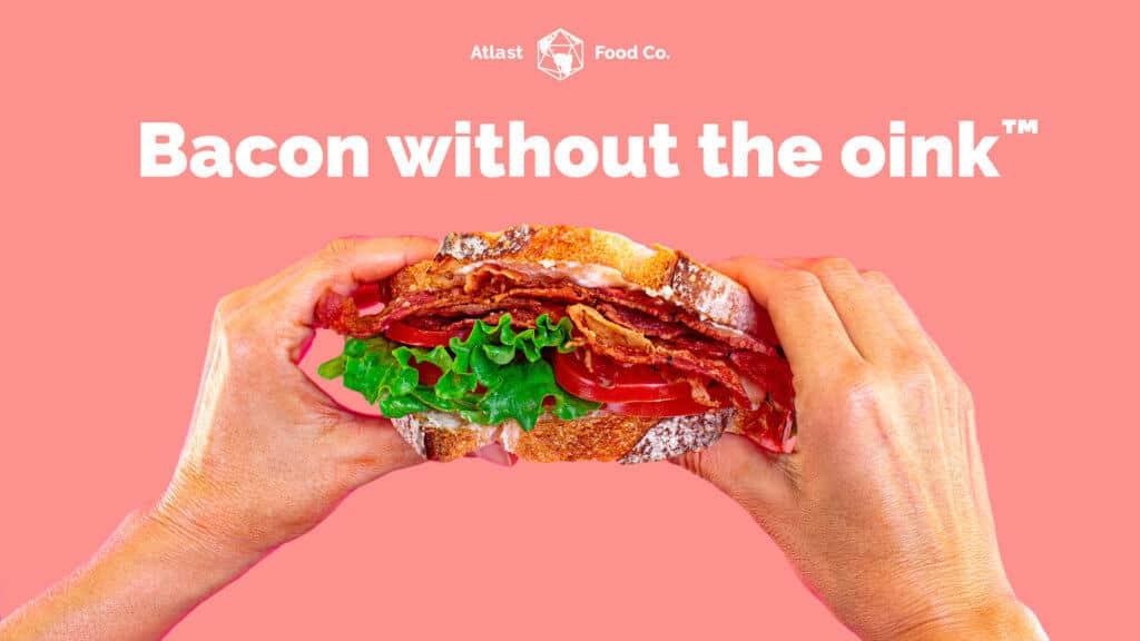 Atlast bacon Ecovative