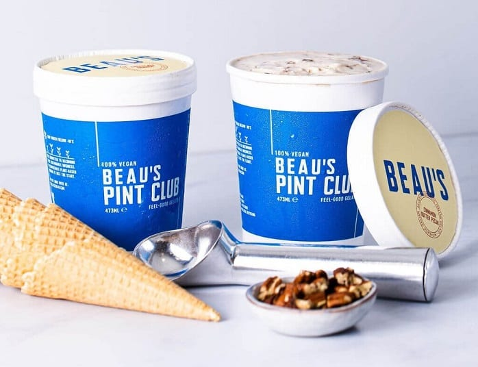 Beau's ice cream