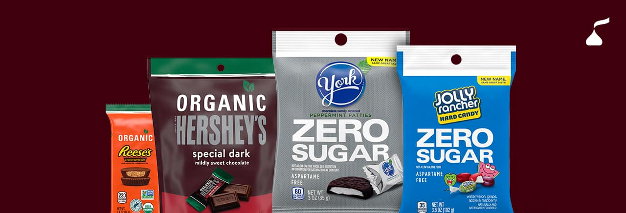 Better-for-you Hershey's