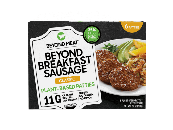 Beyond Breakfast Sausage Classic
