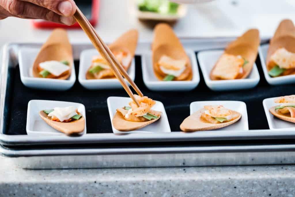Bluenalu kimchi