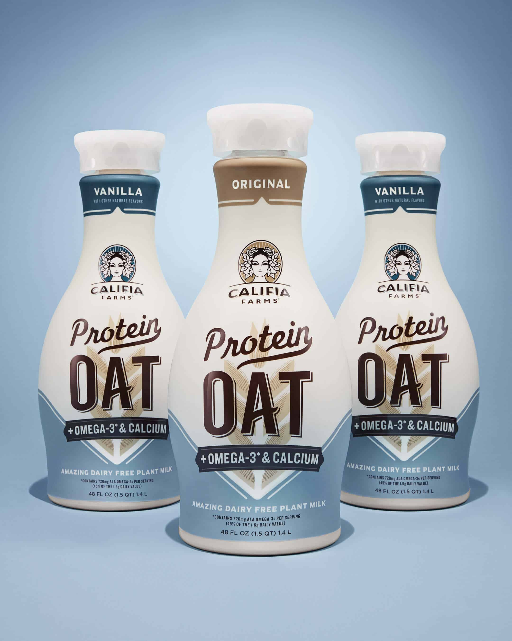 Califia Farms Protein Oat Press Release