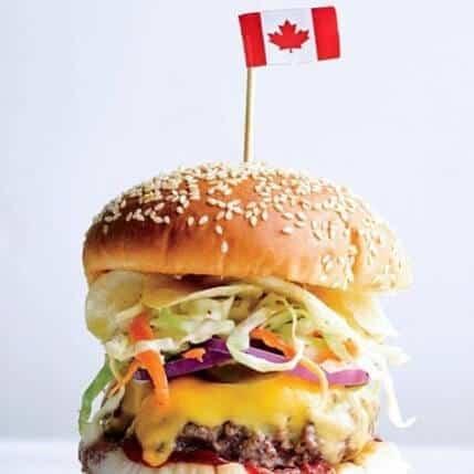 Canada Burger Sol Foods