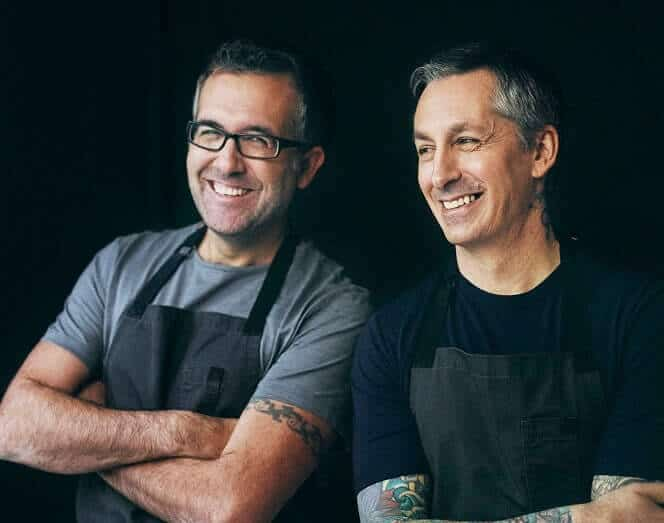 Chad and Derek Sarno - Wicked Healthy