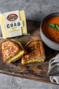 Chao Grilled Cheese Field Roast