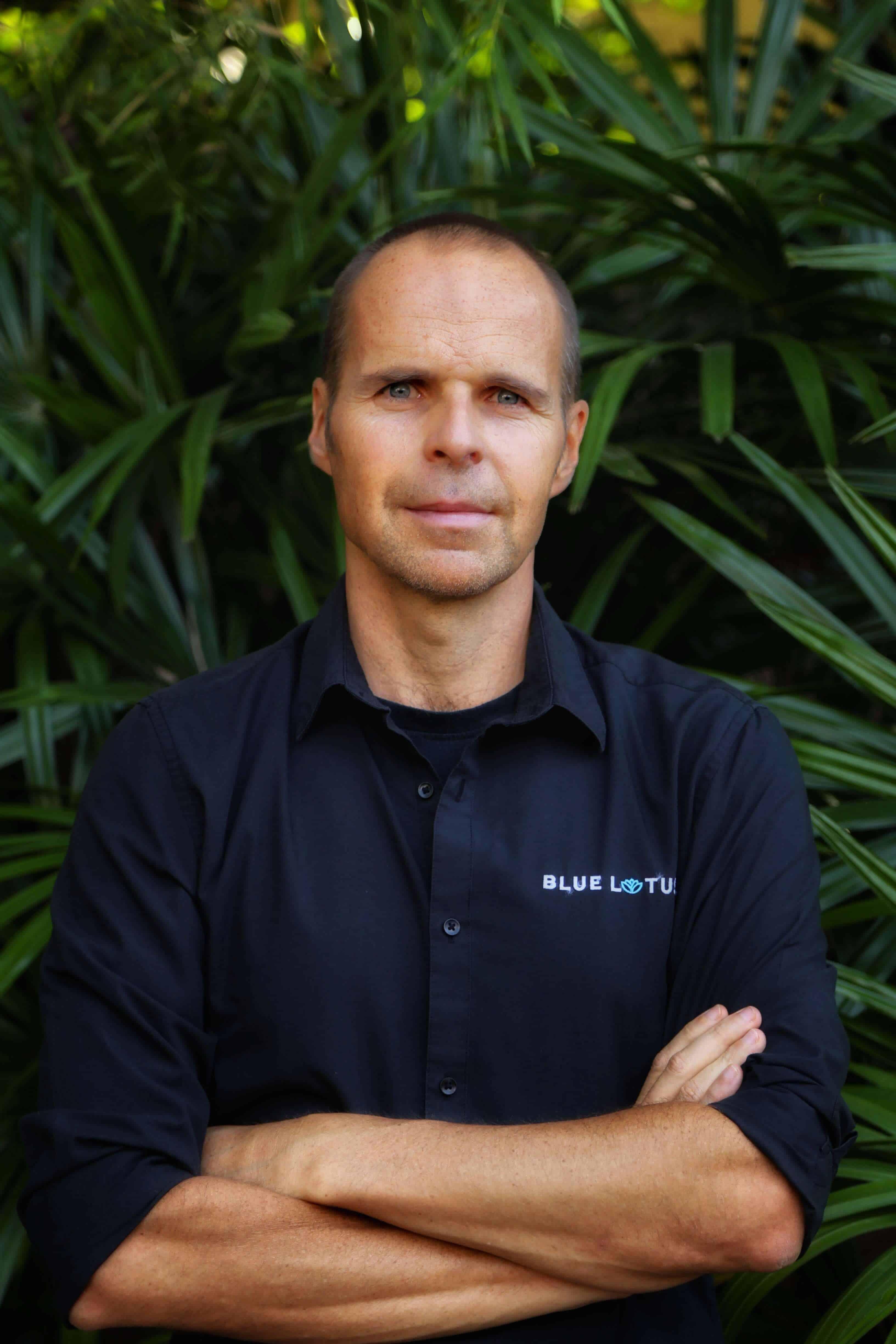 Christophe Berg from Blue Lotus Hua Hin