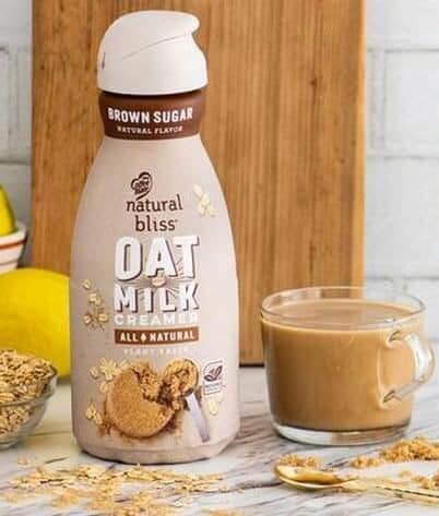 Coffee Mate creamer oat