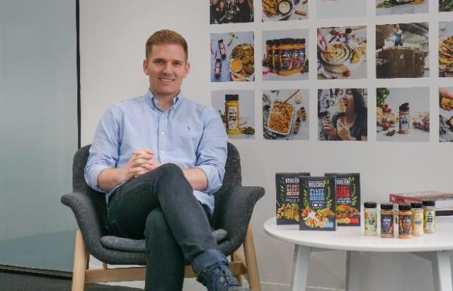 Deliciou CEO Kjetil Hansen