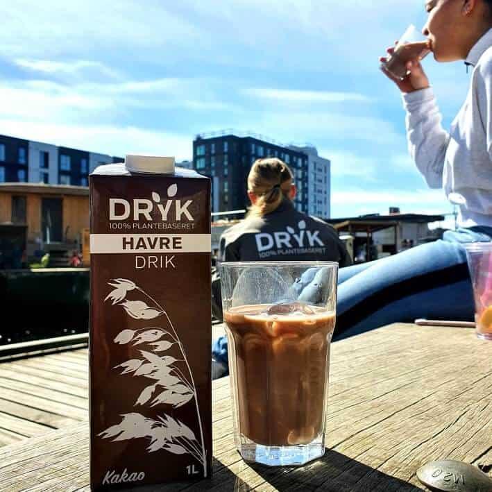 Dryk chokolade