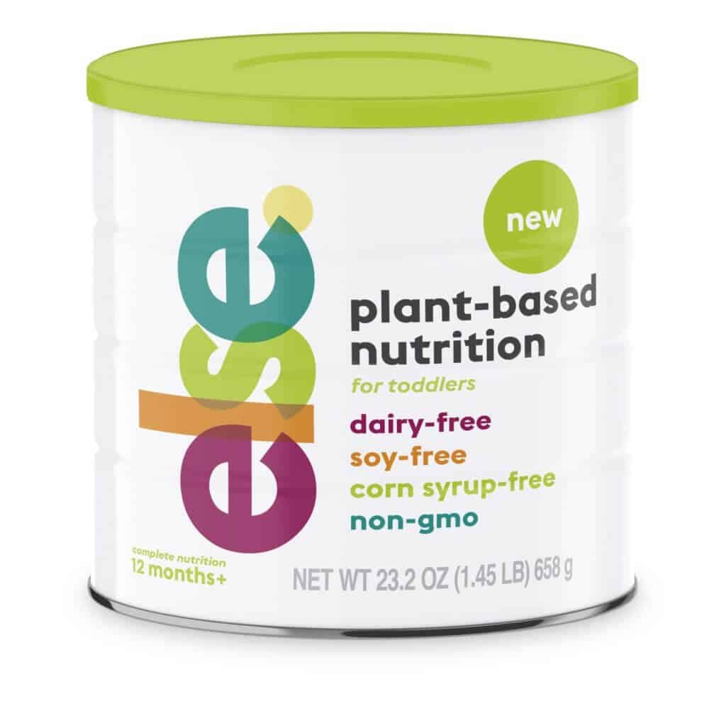 Else Nutrition toddler