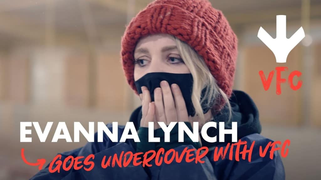 Evanna Lynch VFC 5 Farms