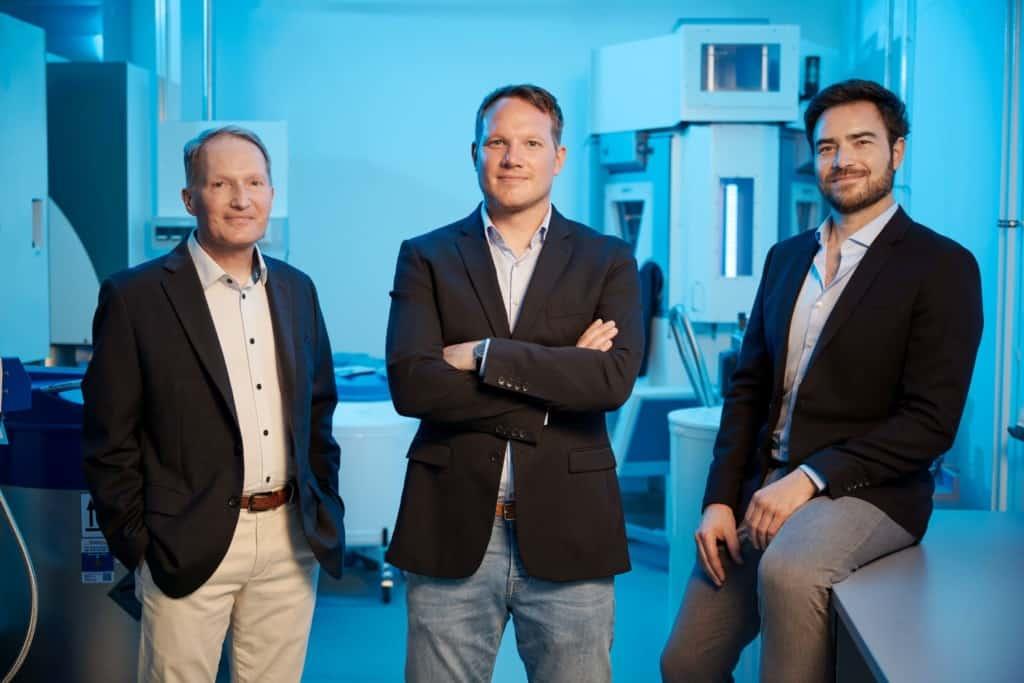 Executive Team Bluu Biosciences