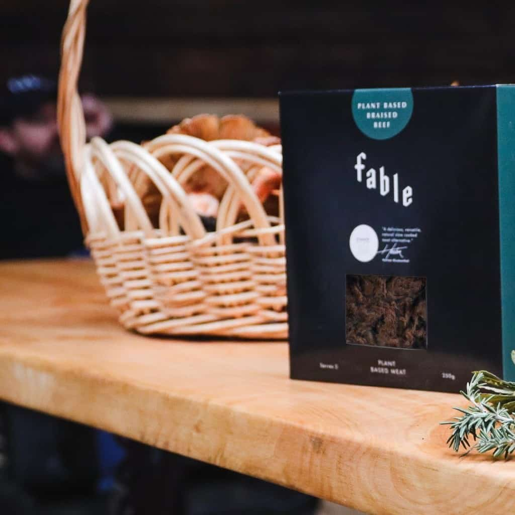 Fable packaging