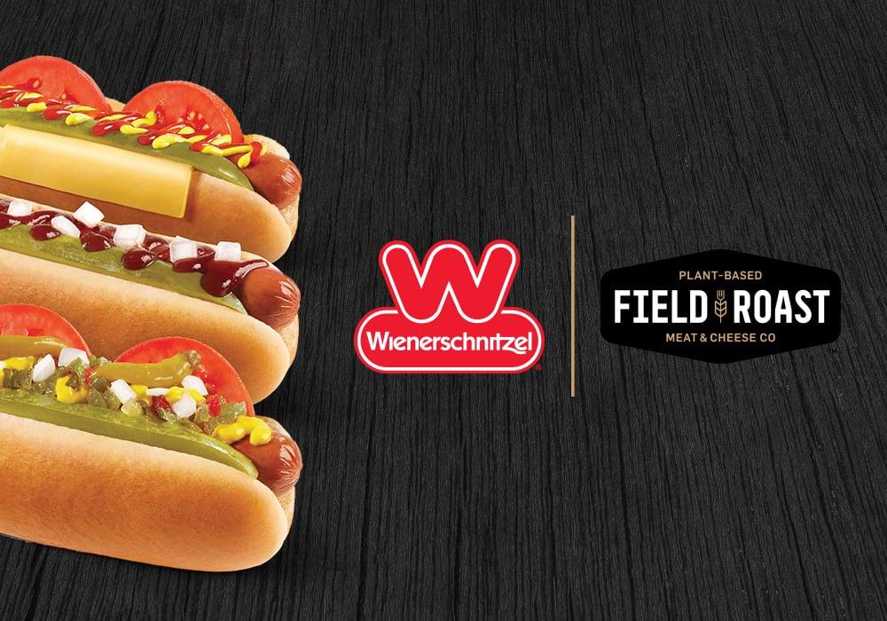 Field Roast hot dog