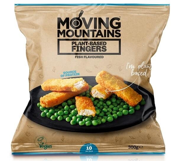 Fish Fingers Moving Mountains