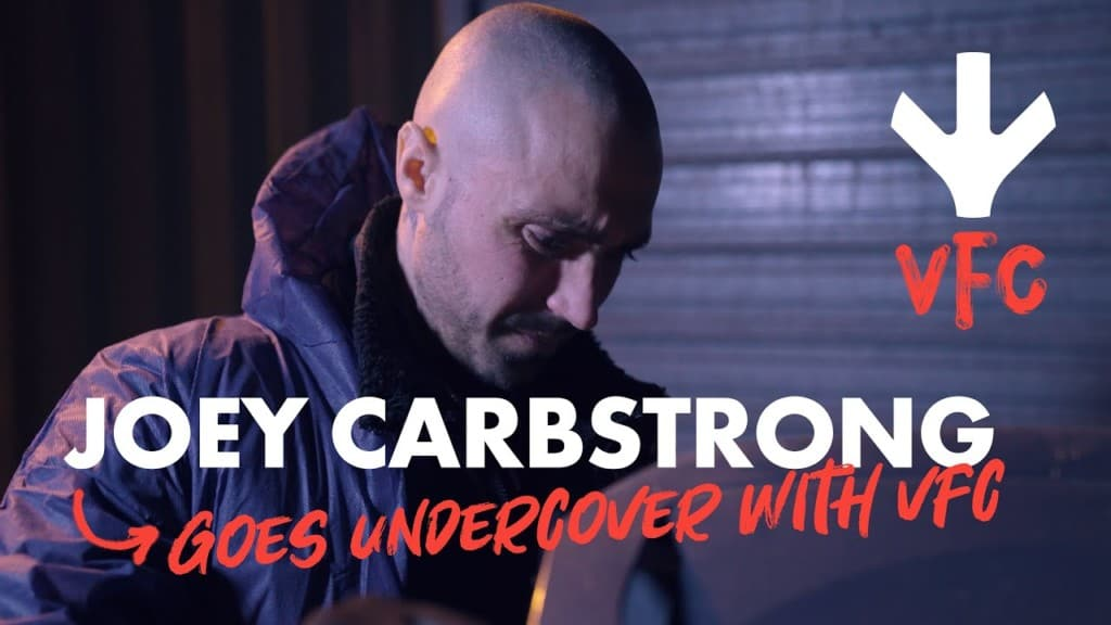 Five Farms - Joey Carbstrong Goes Undercover with VFC