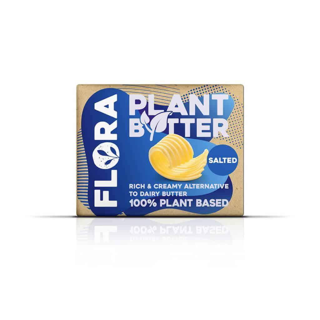 flora plant butter