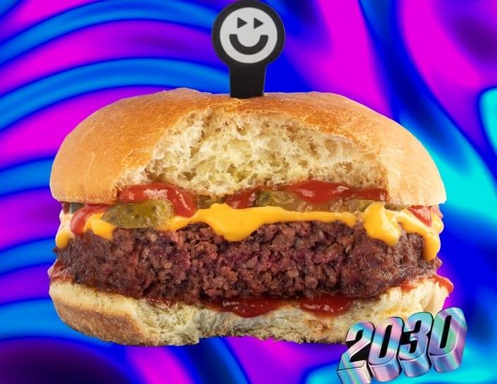 Future Burger 2030 Future Farm
