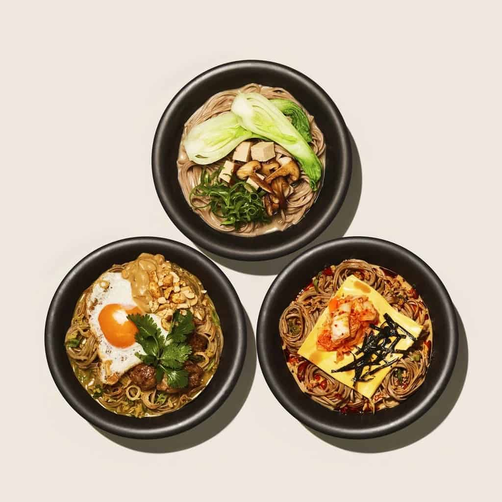 Future Noodles bowls
