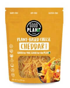 Good Planet Foods cheddar