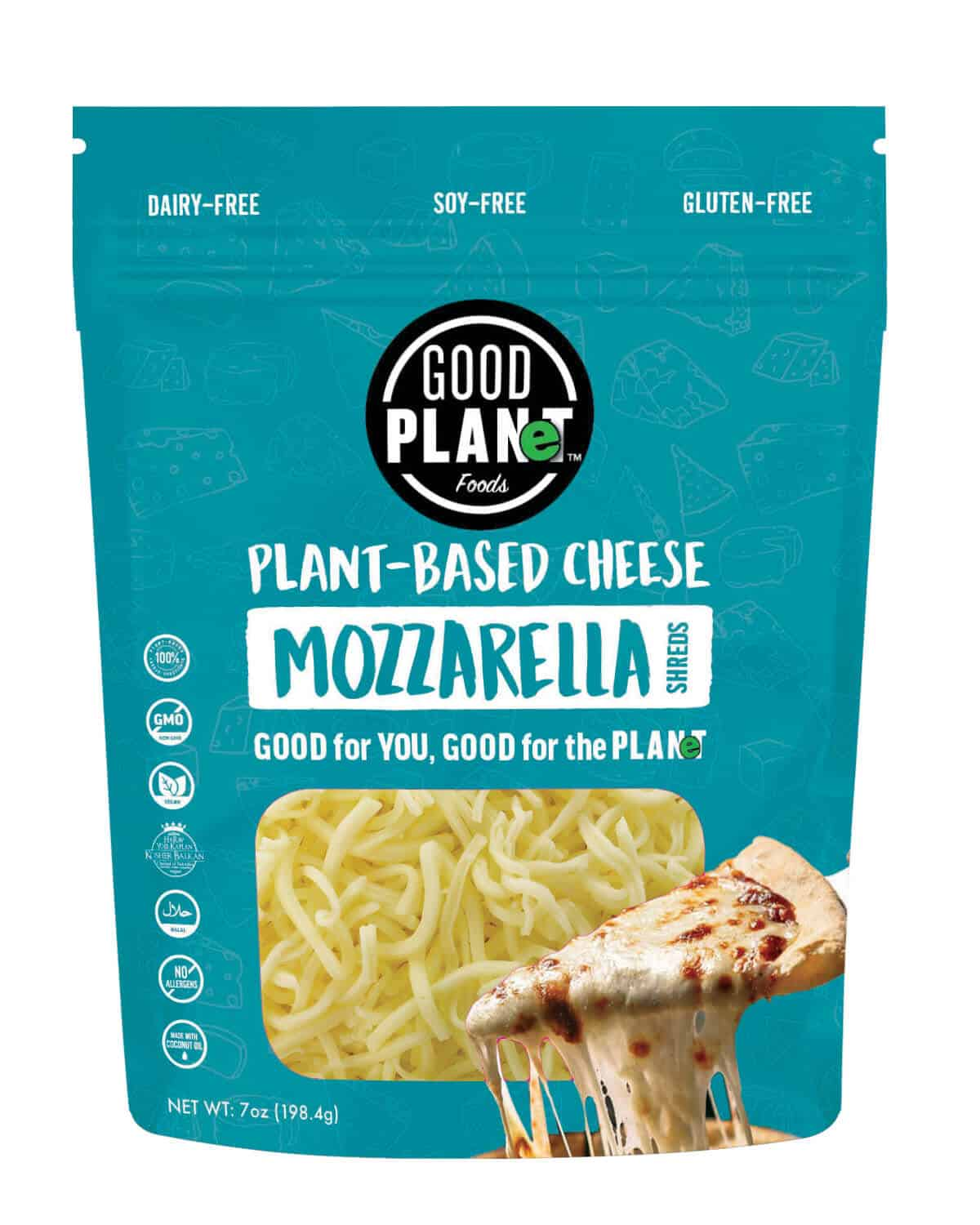 Good Planet Foods cheese
