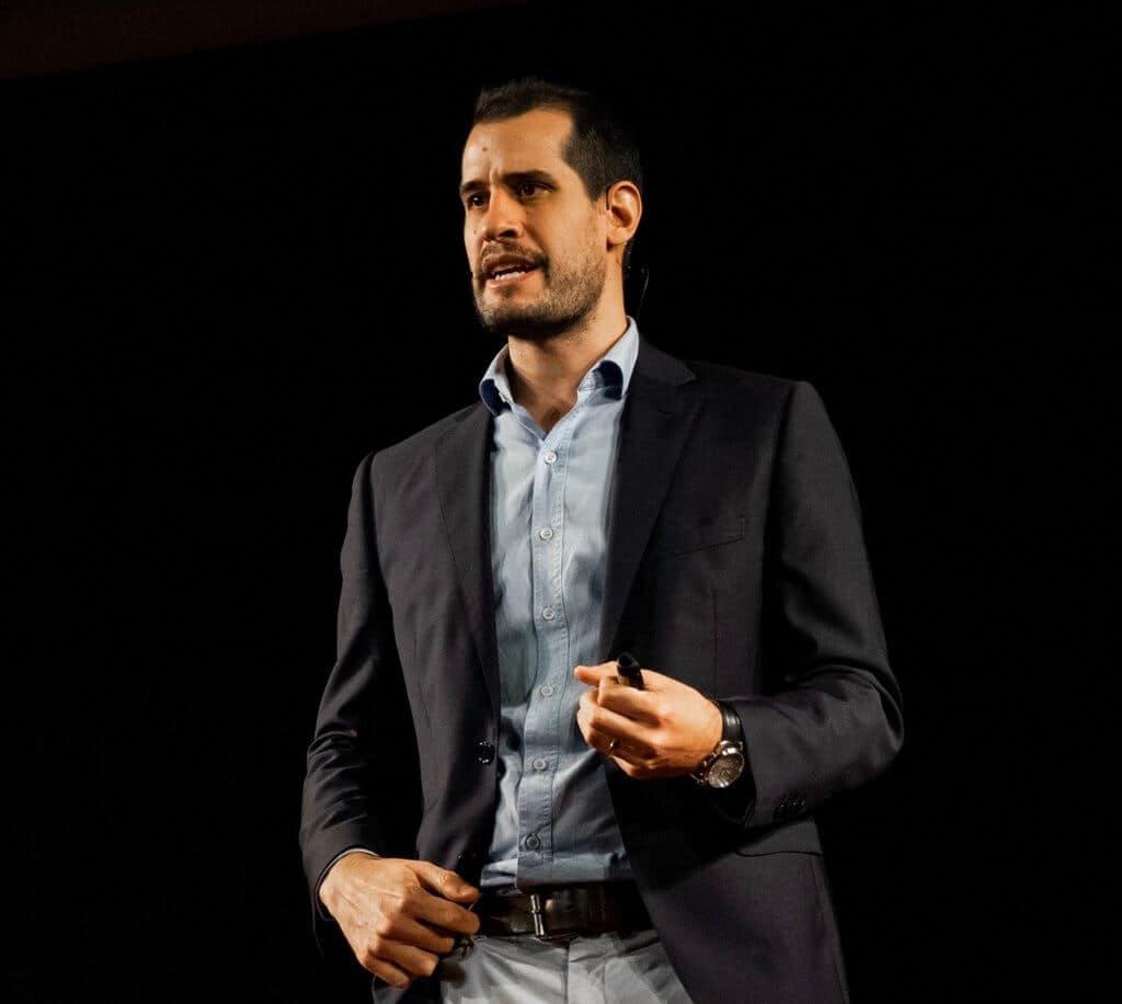 Giuseppe Scionti talk