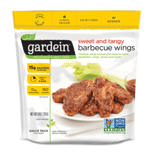 Gardein wings