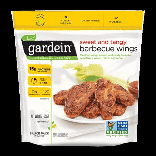 Gardein wings