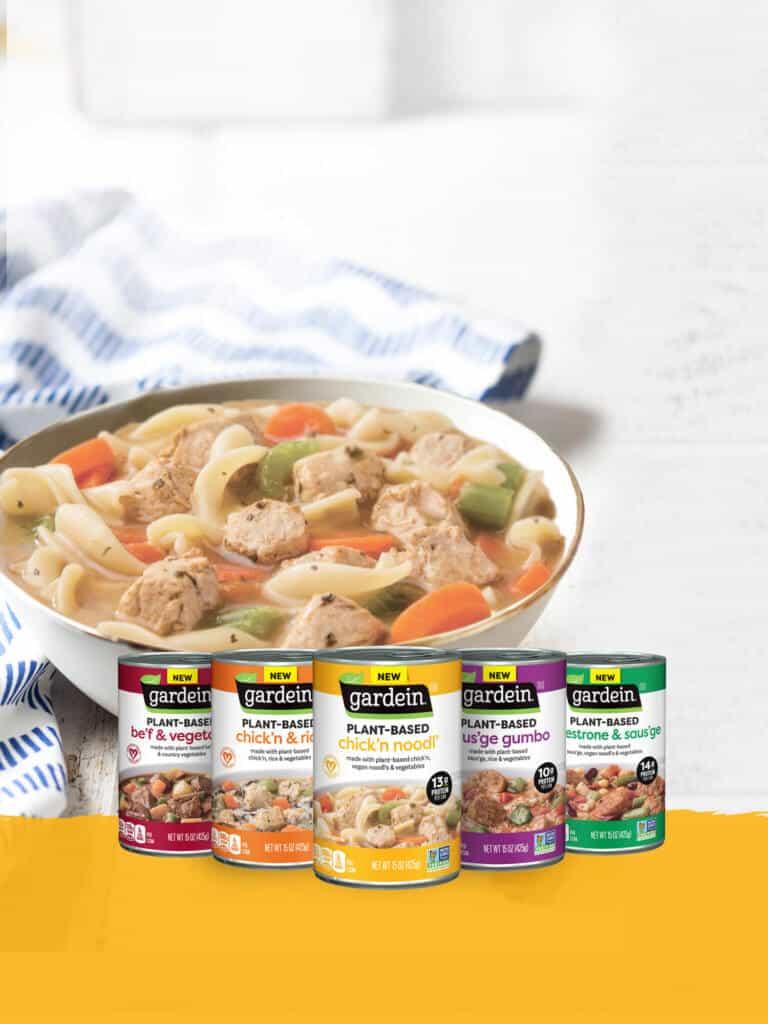 Gardein Soups
