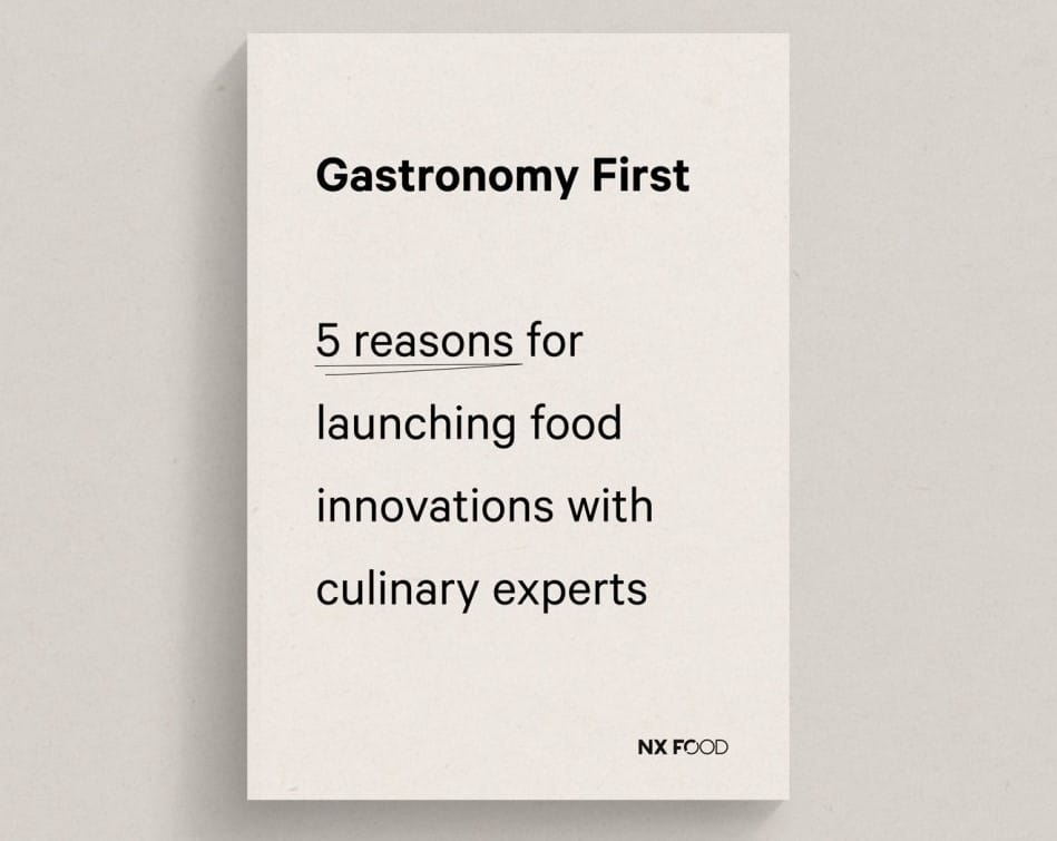 Gastronomy First