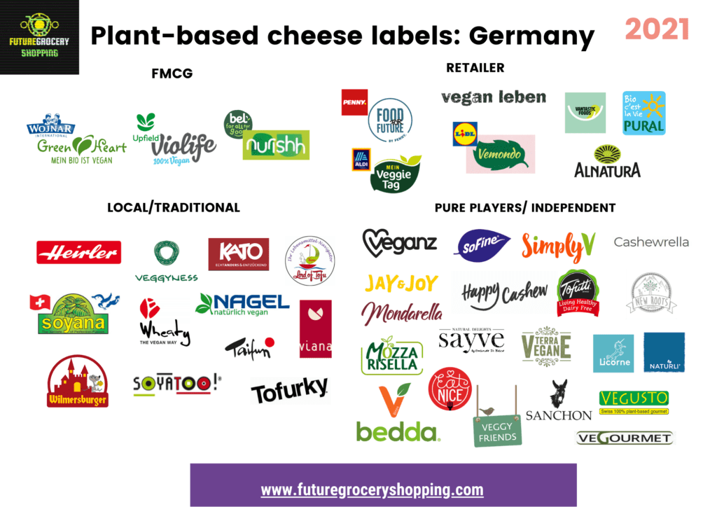 Germany cheese landscape