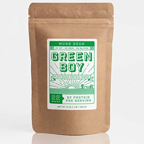 Green Boy Group protein