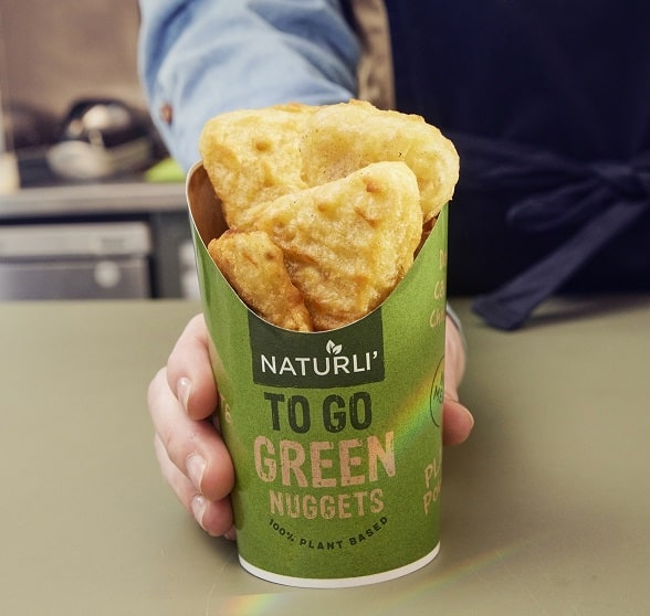 Green Nuggets Naturli
