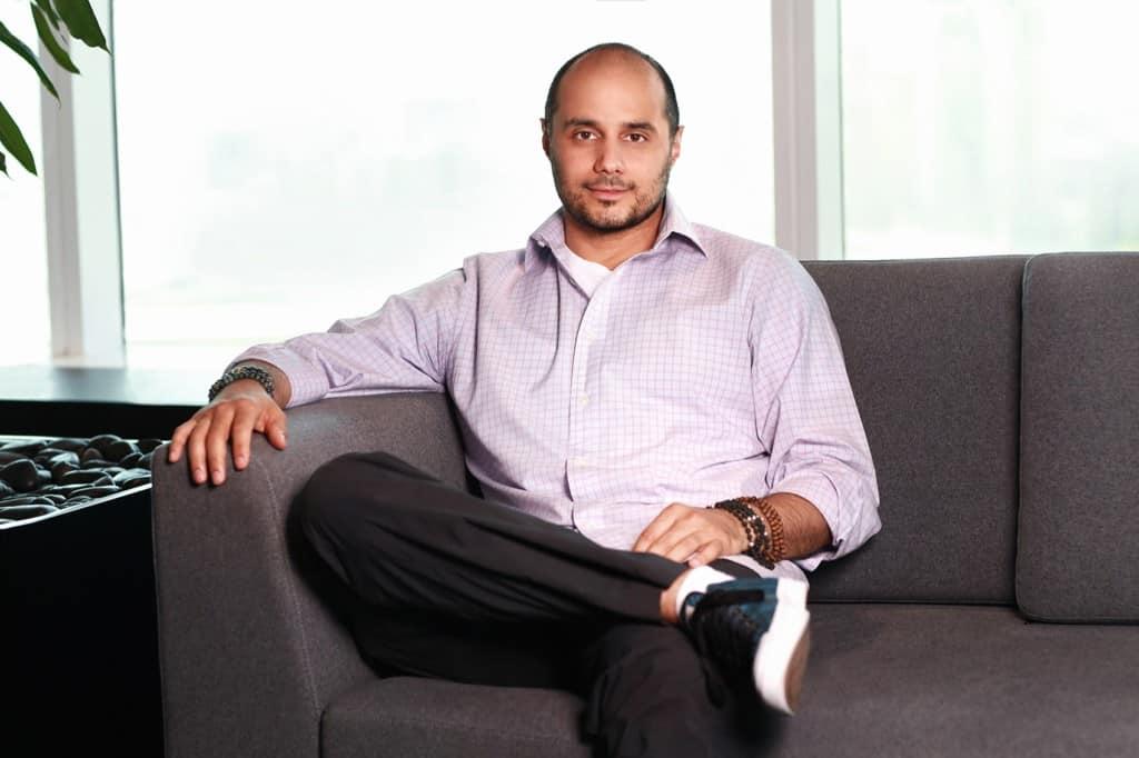 HRH Prince Khaled bin Alwaleed bin Talal Al Saud, founder and CEO, KBW Ventures