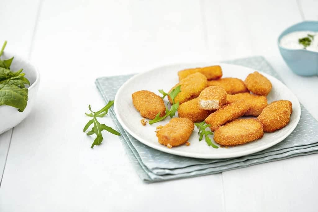 Hydrosol Vegetarian nuggets