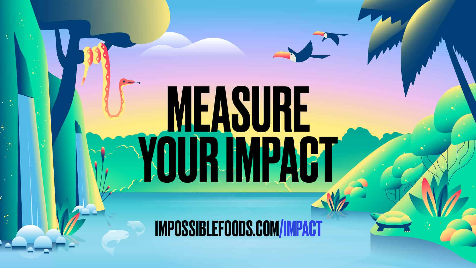 IF Earth Day Impact Calculator